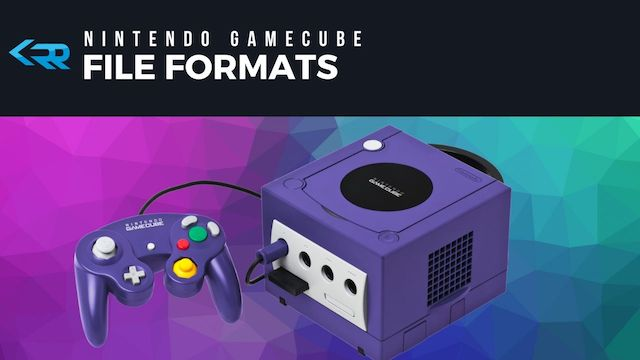 Nintendo Gamecube (Dolphin) File Formats