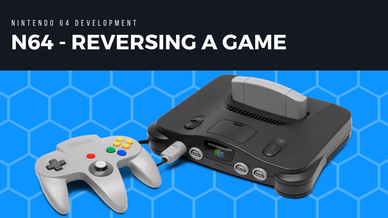 N64 Sound and Music · RetroReversing