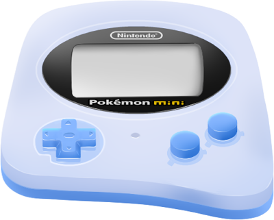 Pokemon Mini Official Software Development Kit (Toolchain)