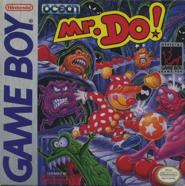Mr Do! Source Code (Game Boy)