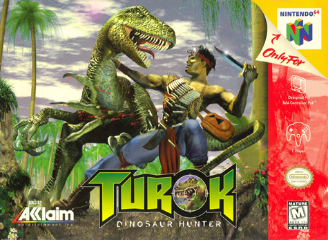 Turok 64 Official Source Code Analysis