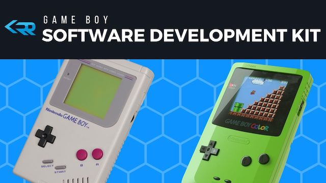 Game Boy Software Development Kits