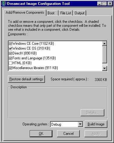 Sega Dreamcast Microsoft Windows CE SDK · RetroReversing