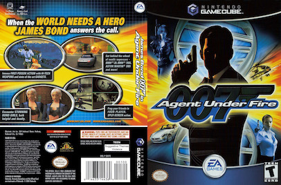 007 Agent Under Fire for Nintendo Gamecube Reverse Engineering