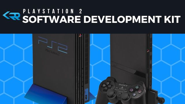 PS2 Official Software Development Kit (SDK)