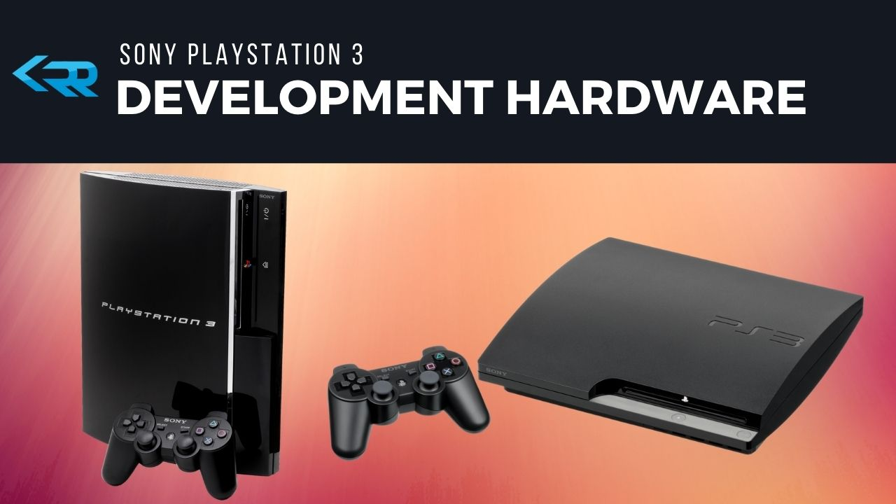 Official PlayStation 3 Development Kit (Hardware)