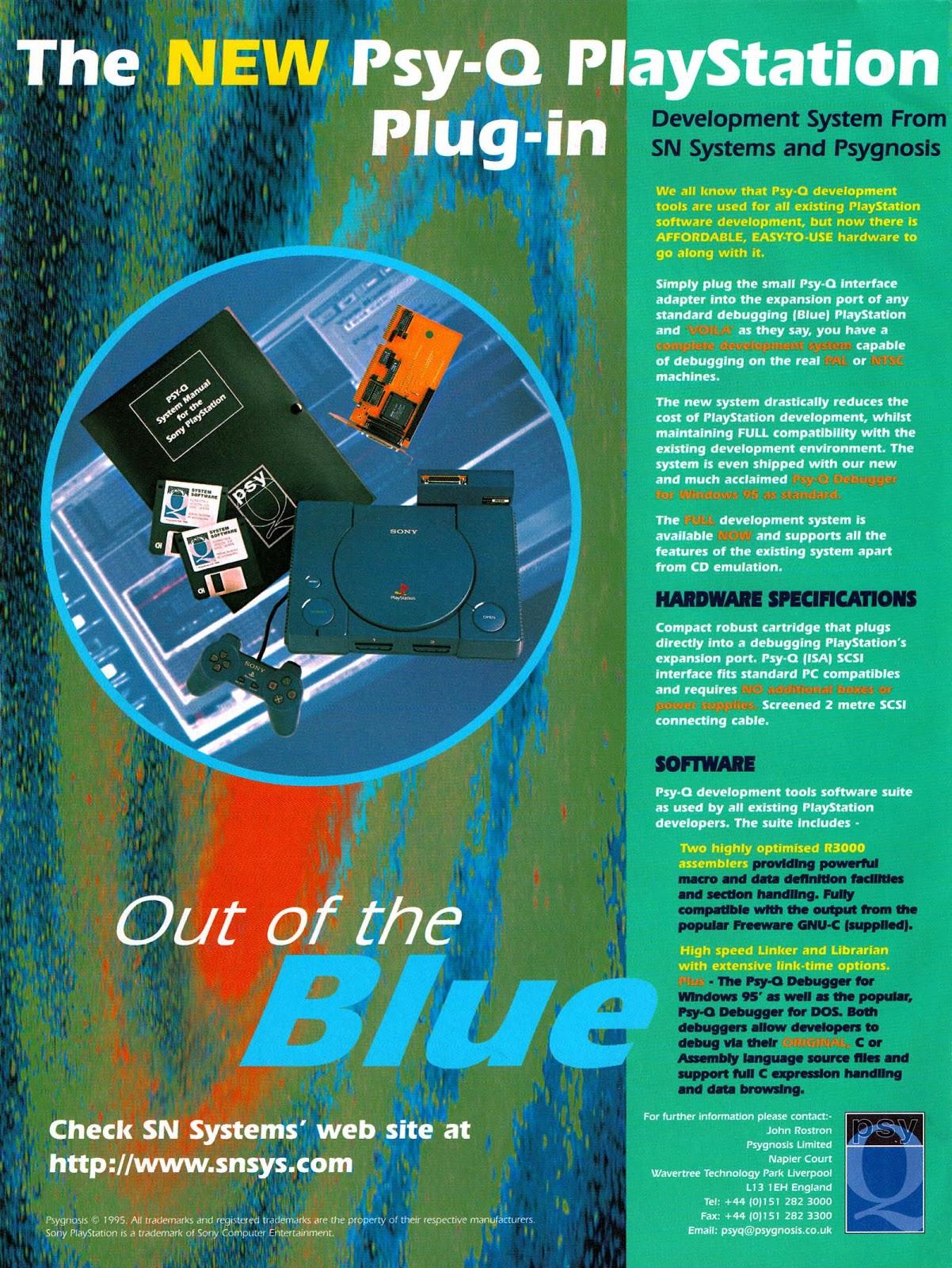 Official PlayStation 1 Development Kit (Hardware) · RetroReversing