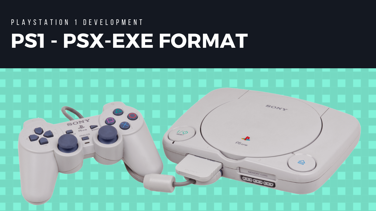 PSX-EXE Format