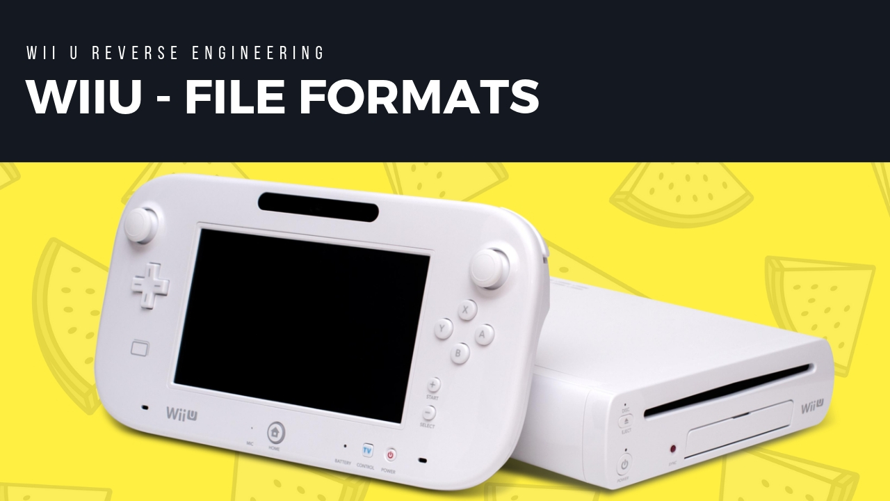 Wii U Virtual Console Reversing · RetroReversing